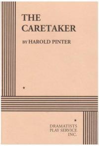 the caretaker harold pinter analysis