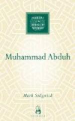 Muhammad Abduh ibn Hasan Khayr Allah by