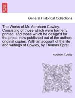 Abraham Cowley by