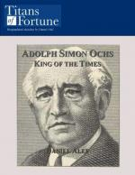 Adolph Simon Ochs by