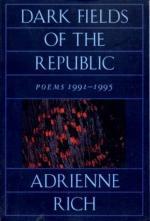 Adrienne Rich by