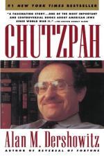 Alan M. Dershowitz by