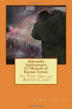 Alexander Isayevich Solzhenitsyn by