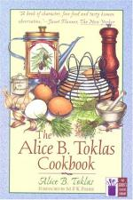 Alice B(abette) Toklas by
