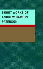 Andrew Barton Paterson by