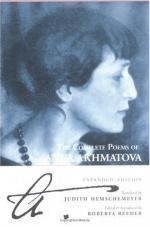Anna Akhmatova by