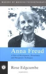 Anna Freud by
