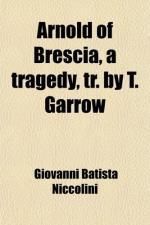 Arnold of Brescia by