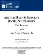 Arthur Hays Sulzberger by