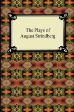 August Strindberg by