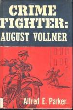 August Vollmer by