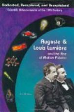 Auguste Lumière and Louis Lumière by