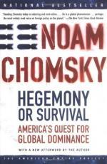 (Avram) Noam Chomsky by