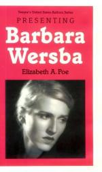 Barbara Wersba by
