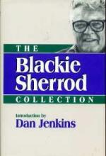 Blackie Sherrod by