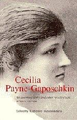 Cecilia Payne-Gaposchkin by