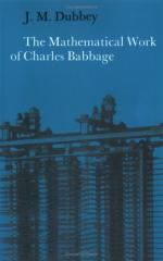 Charles Babbage by