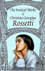 Christina Georgina Rossetti by