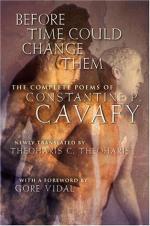 Constantine P. Cavafy by