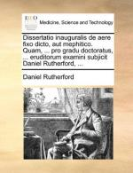 Daniel Rutherford by