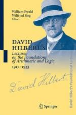 David Hilbert by