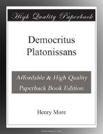 Democritus by