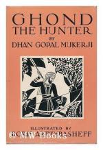 Dhan Gopal Mukerji by