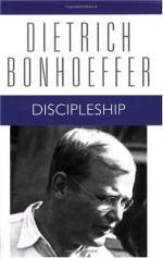Dietrich Bonhoeffer by