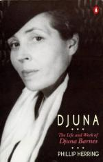 Djuna Barnes by