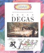 Edgar Degas by