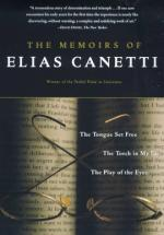 Elias Canetti by