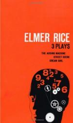 Elmer (Leopold) Rice by