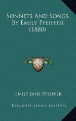 Emily Pfeiffer by
