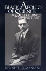 Ernest Everett Just by