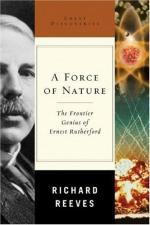 Ernest Rutherford by