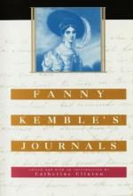 Frances Anne Kemble by