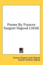 Frances Sargent Osgood by