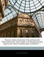 Franz Grillparzer by
