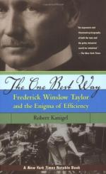 Frederick Winslow Taylor by