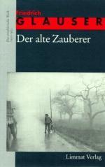 Friedrich Glauser by