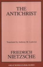 Friedrich (Wilhelm) Nietzsche by