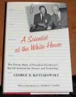 George B. Kistiakowsky by
