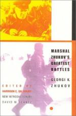 Georgi Konstantinovich Zhukov by