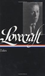 H. P. Lovecraft by