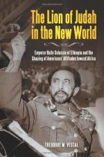 Haile Selassie by