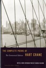 (Harold) Hart Crane by