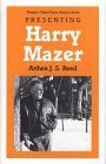 Harry Mazer by