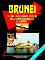 Hassanal Bolkiah, Sultan of Brunei by