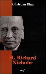 Helmut Richard Niebuhr by