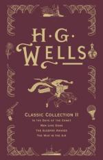 H(erbert) G(eorge) Wells by